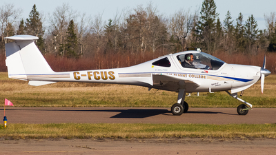 C-FCUS - Diamond DA-20-C1 Eclipse - Moncton Flight College