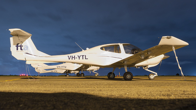 VH-YTL - Diamond DA-40 Diamond Star XLS - Flight Training Adelaide