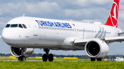 A picture of TCLSG - Airbus A321271NX - Turkish Airlines - © Damian Maciejak