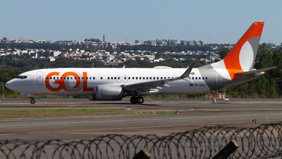 A picture of PRXMA - Boeing 737 MAX 8 - GOL Linhas Aereas - © DeltaFox Spotter
