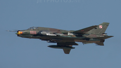 8816 - Sukhoi Su-22M4 Fitter K - Poland - Air Force