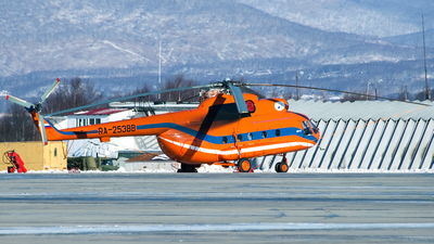 RA-25388 - Mil Mi-8T Hip - Petropavlovsk-Kamchatskoe Aviation Enterprise