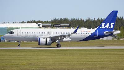 A picture of SEROI - Airbus A320251N - SAS - © Rafael Zisser