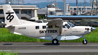 JA02GB - Quest Aircraft Kodiak 100 - Sky Trek