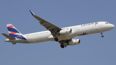 PT-MXL - Airbus A321-231 - LATAM Airlines