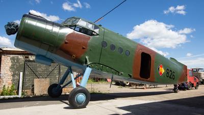826 - Antonov An-2 - German Democratic Republic - Air Force