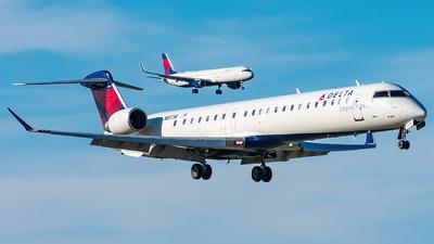N817SK - Bombardier CRJ-900ER - Delta Connection (SkyWest Airlines)