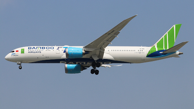 VN-A819 - Boeing 787-9 Dreamliner - Bamboo Airways