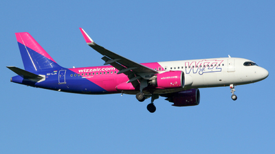 A picture of HALJA - Airbus A320271N - Wizz Air - © Luca Gussoni