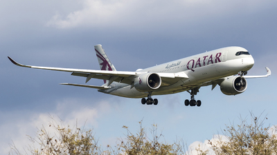 A7-ALT - Airbus A350-941 - Qatar Airways