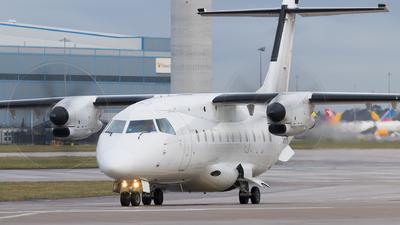 G-BYHG - Dornier Do-328-110 - Loganair