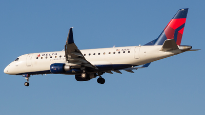 N253SY - Embraer 170-200LR - Delta Connection (SkyWest Airlines)