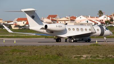 G-GSVI - Gulfstream G650ER - Executive Jet Charter