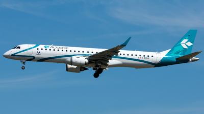 I-ADJU - Embraer 190-200LR - Air Dolomiti