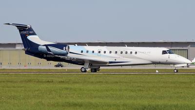 D-AHOI - Embraer ERJ-135BJ Legacy 650 - Air Hamburg