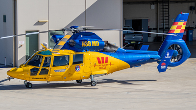 N38MD - Aérospatiale SA 365N1 Dauphin 2 - Westpac Rescue Helicopter Service
