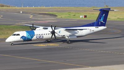 A picture of CSTRD - De Havilland Canada Dash 8400 - SATA Air Acores - © Torres Pode Ser