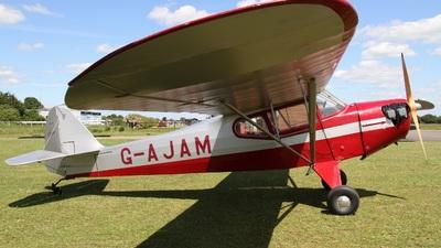 G-AJAM - Auster 5J2 Arrow - Private