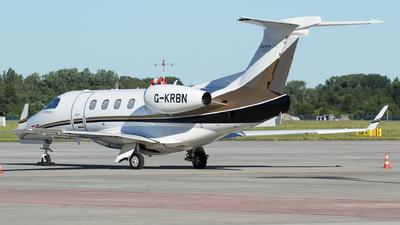 G-KRBN - Embraer 505 Phenom 300 - Private