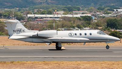 N71CK - Bombardier Learjet 36 - Kalitta Charters