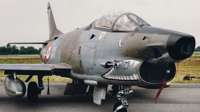 MM6472 - Fiat G91-Y - Italy - Air Force