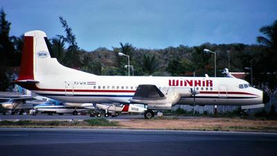 PJ-WIK - NAMC YS-11-100  - Winair - Windward Islands Airways