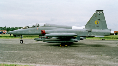 K-4024 - Northrop NF-5B Freedom Fighter - Netherlands - Royal Air Force