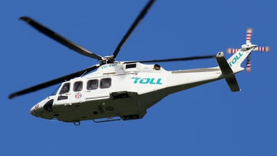 VH-TJG - Agusta-Westland AW-139 - Toll Helicopters NSW Pty Ltd