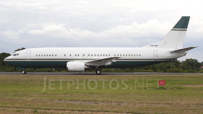 P4-NOF - Boeing 737-4Y0 - Private