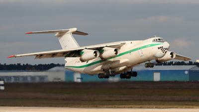 7T-WIB - Ilyushin IL-76MD - Algeria - Air Force
