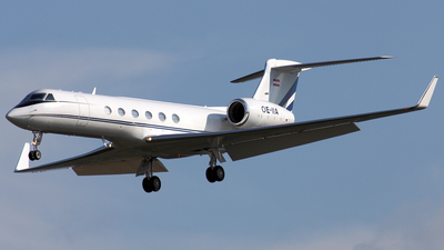 OE-IIA - Gulfstream G-V - International Jet Management