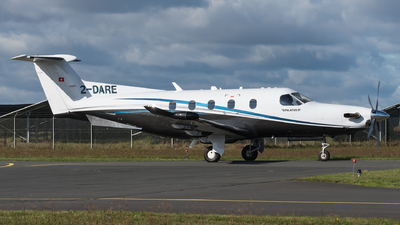 2-DARE - Pilatus PC-12/47E - Private