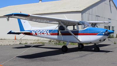 N7829X - Cessna 172B Skyhawk - Private