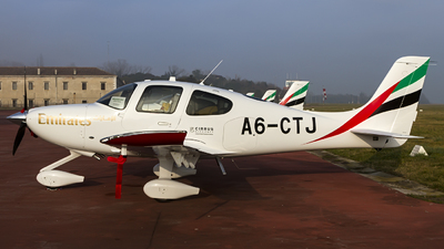 A6-CTJ - Cirrus SR22-G6 - Emirates Flight Training Academy