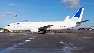 A picture of OEIAK - Boeing 7374Q8(SF) - ASL Airlines Belgium - © Carlos Miguel Seabra