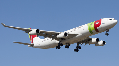 CS-TOC - Airbus A340-312 - TAP Portugal