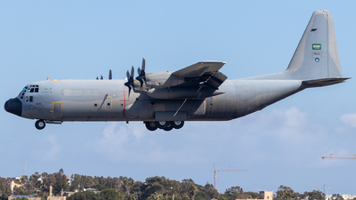 1630 - Lockheed C-130H-30 Hercules - Saudi Arabia - Air Force
