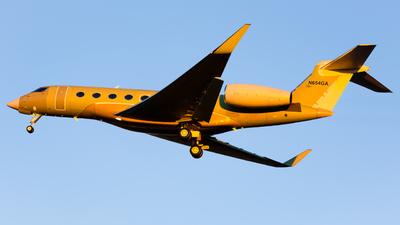 N654GA - Gulfstream G650 - Gulfstream Aerospace
