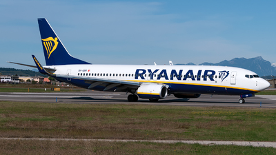 9H-QBM - Boeing 737-8AS - Ryanair (Malta Air)