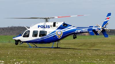 EM-7095 - Bell 429 Global Ranger - Turkey - Police