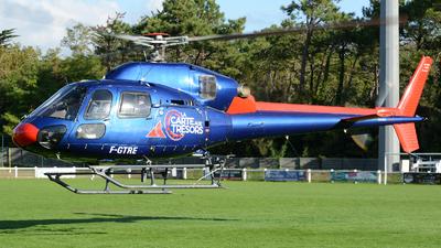 F-GTRE - Eurocopter AS 355NP Ecureuil 2 - Hélicoptères de France (HDF)