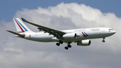 1608 - Airbus A330-243 - France - Air Force