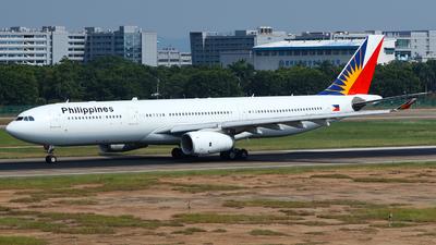 RP-C8781 - Airbus A330-343 - Philippine Airlines