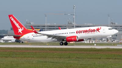 TC-COE - Boeing 737-86J - Corendon Airlines