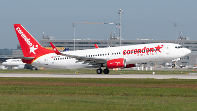 A picture of TCCOE - Boeing 73786J - Corendon Airlines - © Thomas Ernst