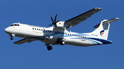 F-WWEB - ATR 72-212A(600) - Bangkok Airways