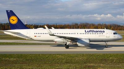 D-AIUF - Airbus A320-214 - Lufthansa