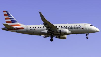 N446YX - Embraer 170-200LR - American Eagle (Republic Airways)