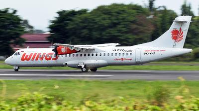 PK-WHF - ATR 72-212A(600) - Wings Air