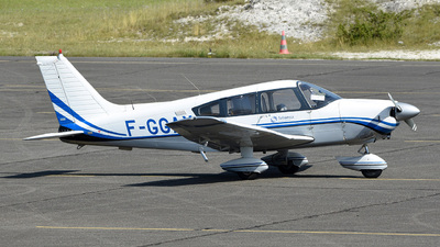 F-GGAY - Piper PA-28-181 Archer II - Private